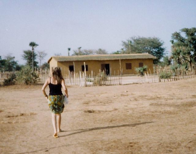 Le Clep de N'Dangane en mai 2000