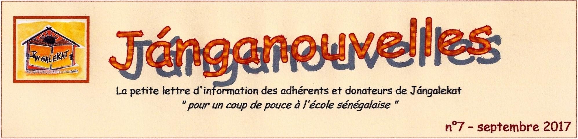 Janganouvelles n°7