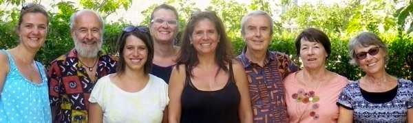 L'équipe des Jáng'actifs